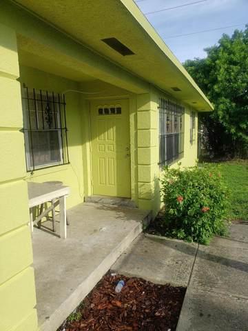 731 21st Street Street, West Palm Beach, FL 33407 (MLS #RX-10664179) :: Berkshire Hathaway HomeServices EWM Realty