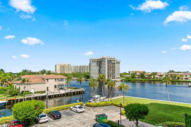 899 Jeffery Street #4100, Boca Raton, FL 33487 (MLS #RX-10664210) :: Berkshire Hathaway HomeServices EWM Realty