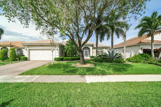 5448 White Sands Cove, Lake Worth, FL 33467 (MLS #RX-10664212) :: Berkshire Hathaway HomeServices EWM Realty