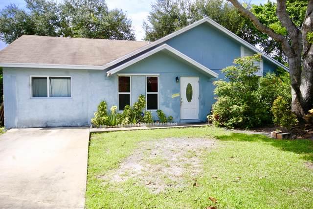 4653 Pine Grove Drive, Delray Beach, FL 33445 (MLS #RX-10664217) :: Berkshire Hathaway HomeServices EWM Realty