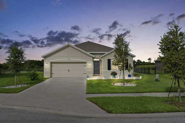 8744 Cobblestone Drive, Fort Pierce, FL 34945 (#RX-10664245) :: Real Estate Authority