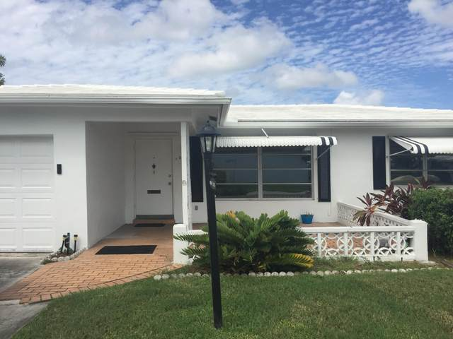 101 NW 31st Street, Pompano Beach, FL 33064 (MLS #RX-10664249) :: The Jack Coden Group