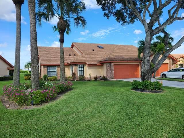7391 Hearth Stone Avenue, Boynton Beach, FL 33472 (MLS #RX-10664250) :: Berkshire Hathaway HomeServices EWM Realty