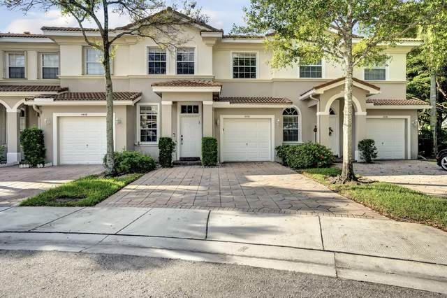 4452 Regal Court, Delray Beach, FL 33445 (MLS #RX-10664254) :: Berkshire Hathaway HomeServices EWM Realty