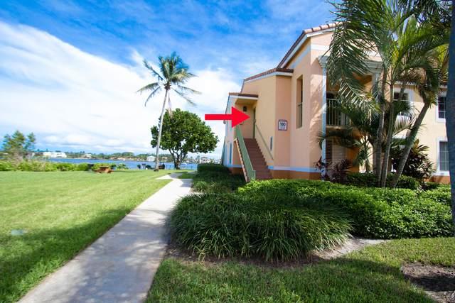 180 Yacht Club Way #201, Hypoluxo, FL 33462 (#RX-10664273) :: Posh Properties