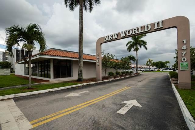 1450 NW 107th Avenue #26, Miami, FL 33172 (MLS #RX-10664274) :: Castelli Real Estate Services