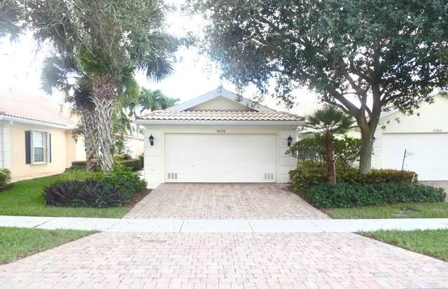 8078 Montserrat Place, Wellington, FL 33414 (MLS #RX-10664295) :: Berkshire Hathaway HomeServices EWM Realty