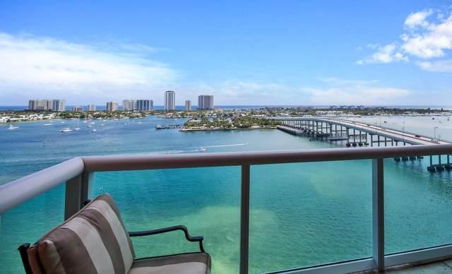 2640 Lake Shore Drive #1508, Riviera Beach, FL 33404 (#RX-10664296) :: Posh Properties
