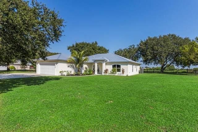 8225 SW 9th Street, Okeechobee, FL 34974 (#RX-10664333) :: Treasure Property Group