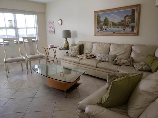 290 Suffolk G, Boca Raton, FL 33434 (MLS #RX-10664347) :: Berkshire Hathaway HomeServices EWM Realty