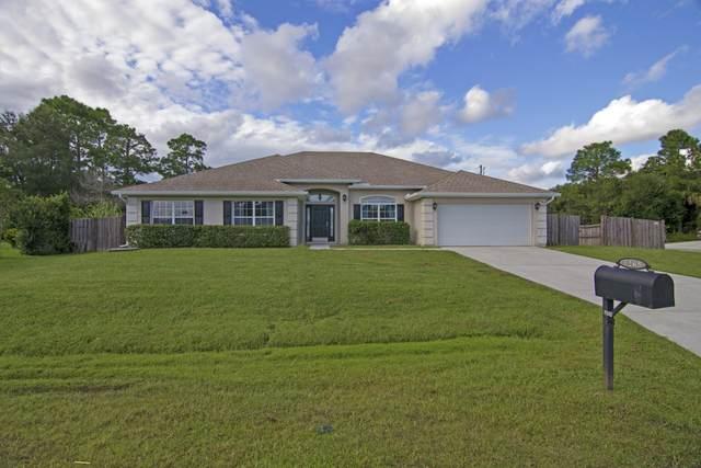 1265 SW Lawndale Avenue, Port Saint Lucie, FL 34953 (MLS #RX-10664355) :: Berkshire Hathaway HomeServices EWM Realty