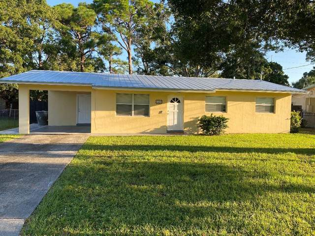 1504 Wyoming Avenue, Fort Pierce, FL 34982 (#RX-10664358) :: Real Estate Authority