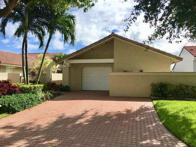 2035 NW 15th Place, Delray Beach, FL 33445 (MLS #RX-10664404) :: Berkshire Hathaway HomeServices EWM Realty