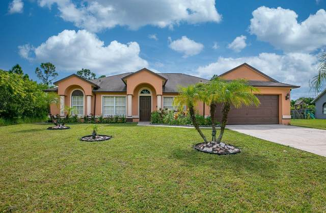 2466 SW Angus Avenue, Port Saint Lucie, FL 34953 (MLS #RX-10664419) :: Berkshire Hathaway HomeServices EWM Realty