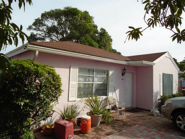 443 Kern Street, West Palm Beach, FL 33405 (MLS #RX-10664445) :: Berkshire Hathaway HomeServices EWM Realty