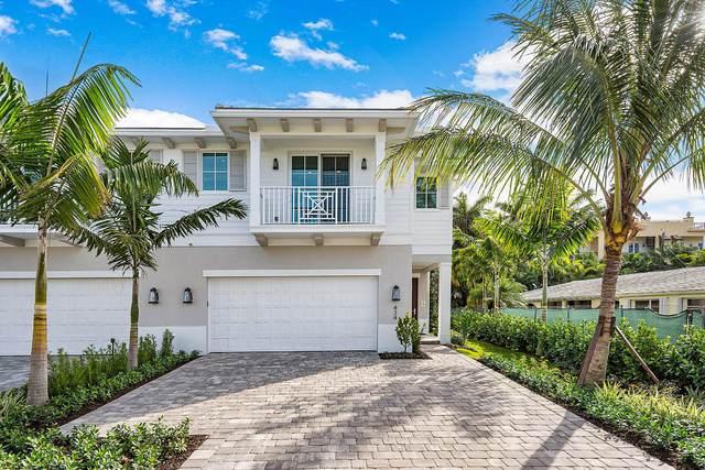 434 NE Wavecrest Way, Boca Raton, FL 33432 (#RX-10664447) :: Posh Properties