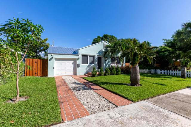 511 40th Street, West Palm Beach, FL 33407 (MLS #RX-10664478) :: Miami Villa Group