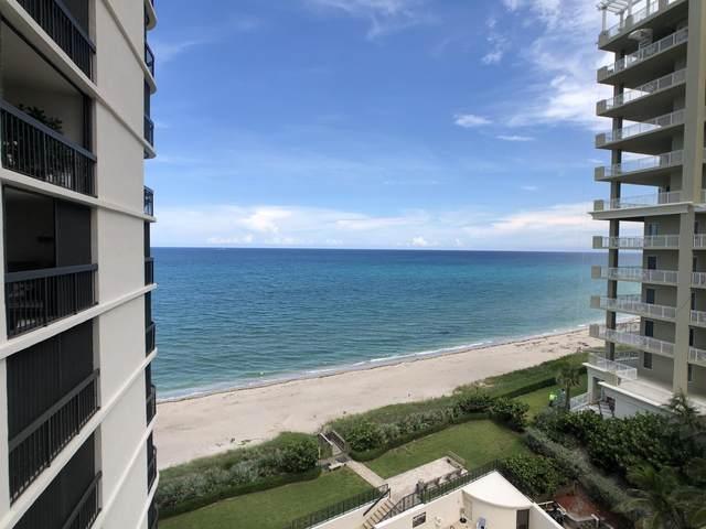 5380 N Ocean Drive 8C, Riviera Beach, FL 33404 (#RX-10664501) :: Signature International Real Estate
