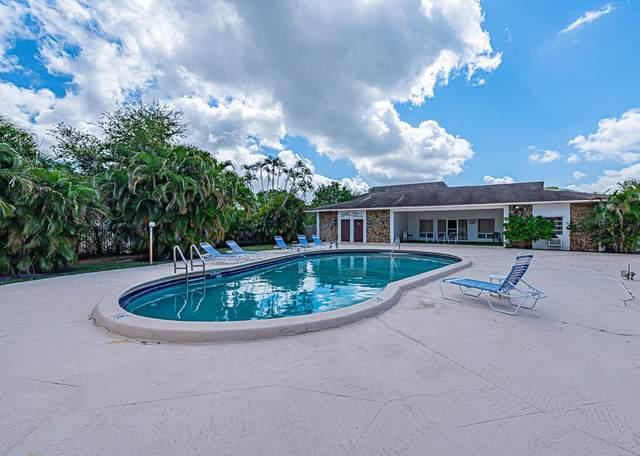 1200 Tallwood Avenue #109, Hollywood, FL 33021 (MLS #RX-10664511) :: Castelli Real Estate Services
