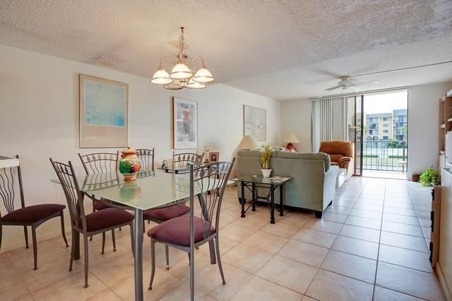 2820 Tennis Club Drive #205, West Palm Beach, FL 33417 (#RX-10664517) :: Posh Properties