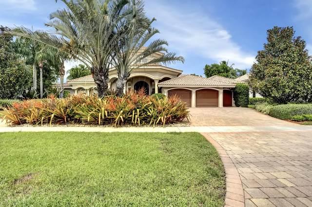 4517 White Cedar Lane, Delray Beach, FL 33445 (MLS #RX-10664520) :: Berkshire Hathaway HomeServices EWM Realty