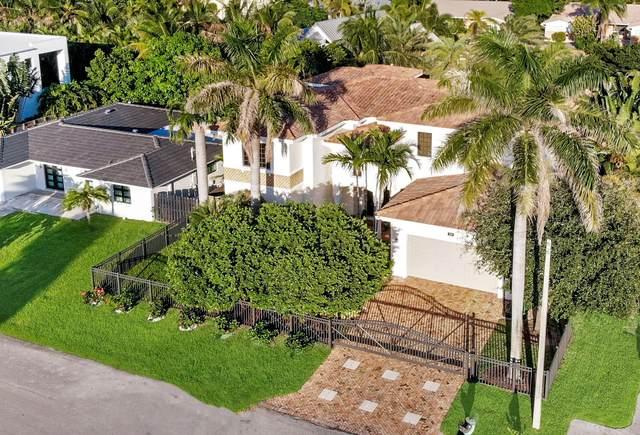 260 NE Wavecrest Court, Boca Raton, FL 33432 (#RX-10664554) :: Posh Properties