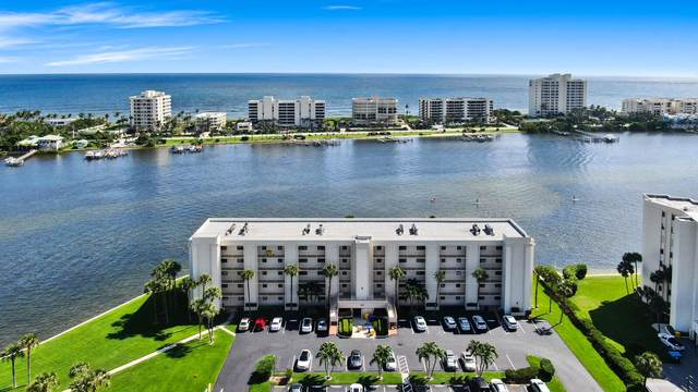 100 Intracoastal Place #106, Tequesta, FL 33469 (MLS #RX-10664593) :: Berkshire Hathaway HomeServices EWM Realty