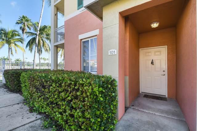 11037 Legacy Boulevard #101, Palm Beach Gardens, FL 33410 (#RX-10664594) :: Ryan Jennings Group