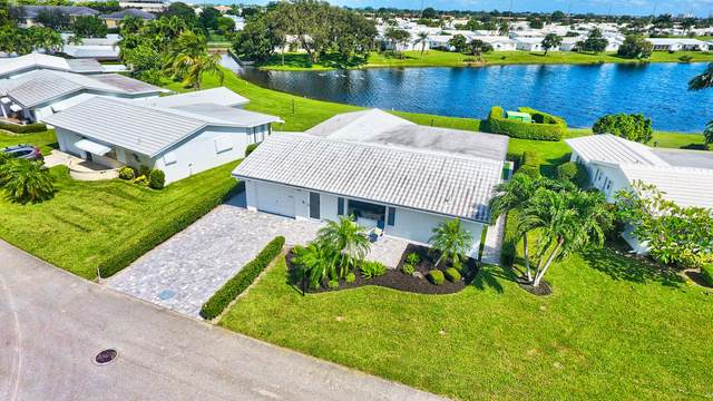 2203 SW Roma Way, Boynton Beach, FL 33426 (MLS #RX-10664602) :: THE BANNON GROUP at RE/MAX CONSULTANTS REALTY I
