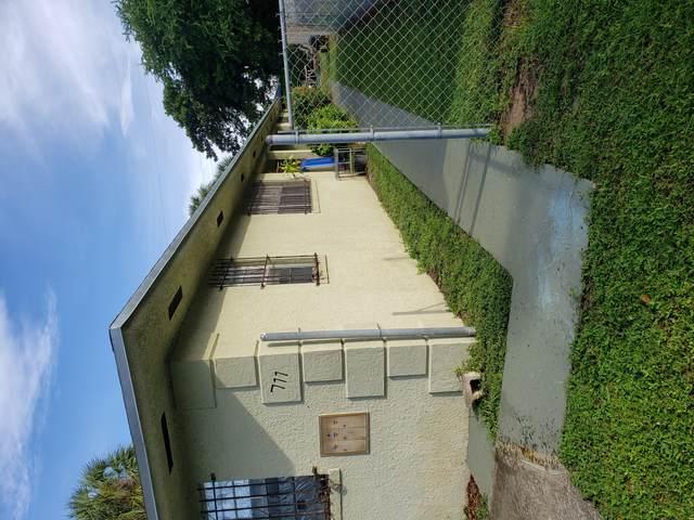 711 E 5th Street #1, West Palm Beach, FL 33401 (#RX-10664630) :: Posh Properties