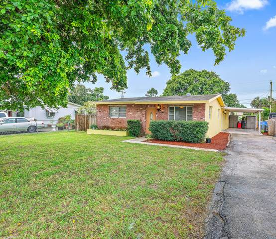 1605 Plantation Drive, West Palm Beach, FL 33417 (MLS #RX-10664658) :: Berkshire Hathaway HomeServices EWM Realty