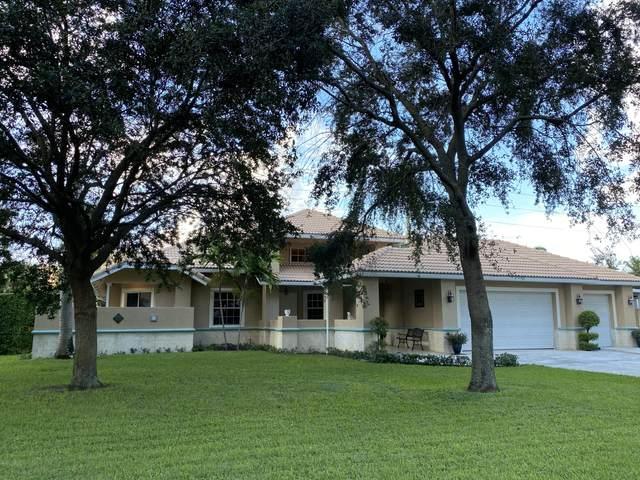 4579 Woodmere Lane, Lake Worth, FL 33463 (MLS #RX-10664666) :: Berkshire Hathaway HomeServices EWM Realty