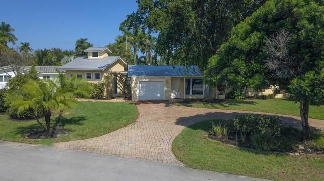 3020 NE 27th Avenue, Lighthouse Point, FL 33064 (MLS #RX-10664702) :: Castelli Real Estate Services