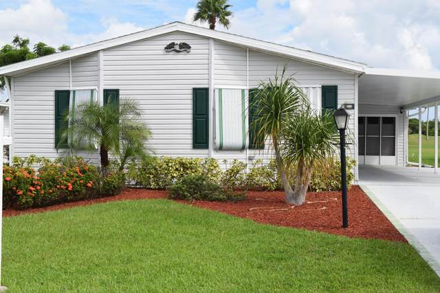 3312 Ironwood Avenue, Port Saint Lucie, FL 34952 (MLS #RX-10664713) :: Berkshire Hathaway HomeServices EWM Realty