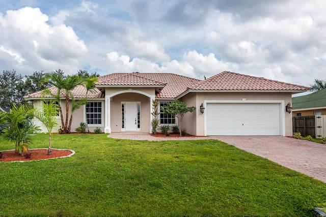 3571 SW Carmody Street, Port Saint Lucie, FL 34953 (MLS #RX-10664722) :: Berkshire Hathaway HomeServices EWM Realty