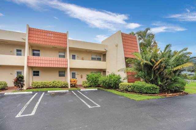 2500 Fiore Way 214-C, Delray Beach, FL 33445 (MLS #RX-10664759) :: Berkshire Hathaway HomeServices EWM Realty