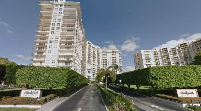 1801 S Flagler Drive #604, West Palm Beach, FL 33401 (MLS #RX-10664778) :: Castelli Real Estate Services