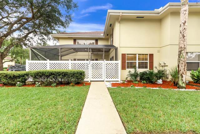 33 Clinton Court D, Royal Palm Beach, FL 33411 (#RX-10664790) :: Treasure Property Group