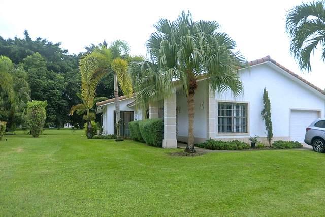 10161 Camelback Lane, Boca Raton, FL 33498 (MLS #RX-10664840) :: The Jack Coden Group