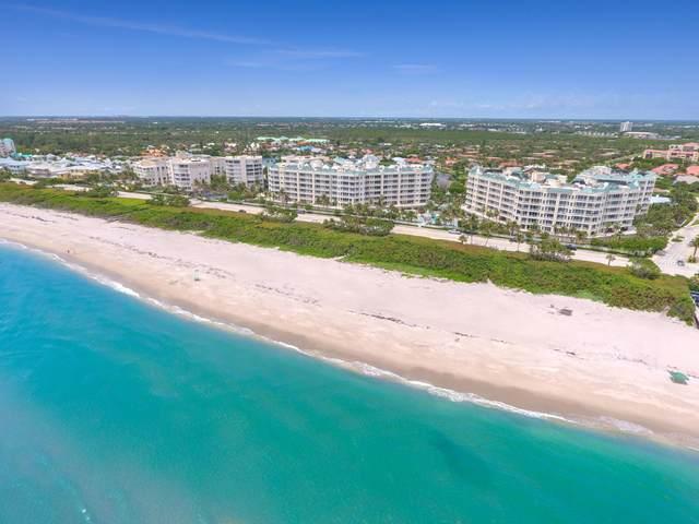 131 Ocean Grande Boulevard #504, Jupiter, FL 33477 (MLS #RX-10664866) :: Berkshire Hathaway HomeServices EWM Realty