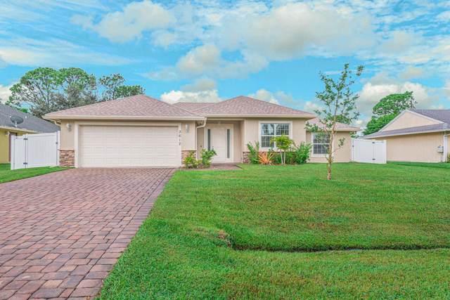 3612 SW Dellamano Street, Port Saint Lucie, FL 34953 (MLS #RX-10664881) :: Berkshire Hathaway HomeServices EWM Realty
