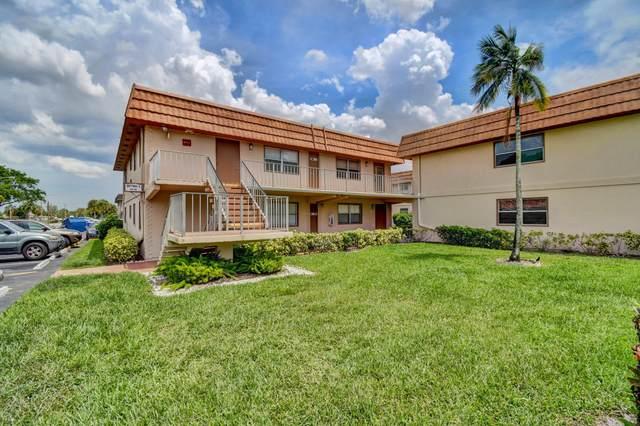 95 Brittany B #95, Delray Beach, FL 33446 (#RX-10664882) :: Posh Properties