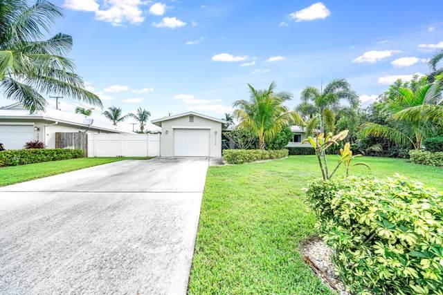 2624 SW 5th Street, Boynton Beach, FL 33435 (#RX-10664898) :: Dalton Wade