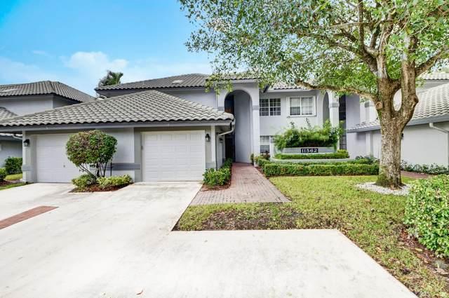 11562 Briarwood Circle #3, Boynton Beach, FL 33437 (#RX-10664935) :: Dalton Wade