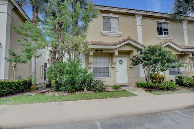 6948 Crooked Fence Drive, Lake Worth, FL 33467 (#RX-10664936) :: Dalton Wade
