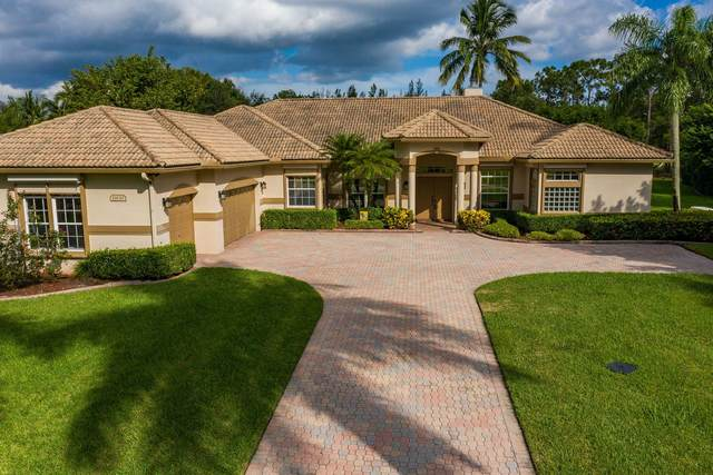 11630 Stonehaven Way, Palm Beach Gardens, FL 33412 (MLS #RX-10664986) :: Berkshire Hathaway HomeServices EWM Realty