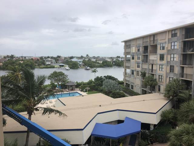 3545 S Ocean Boulevard #516, South Palm Beach, FL 33480 (#RX-10664995) :: Ryan Jennings Group