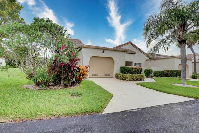 5818 W Parkwalk Circle W, Boynton Beach, FL 33472 (#RX-10665033) :: Dalton Wade
