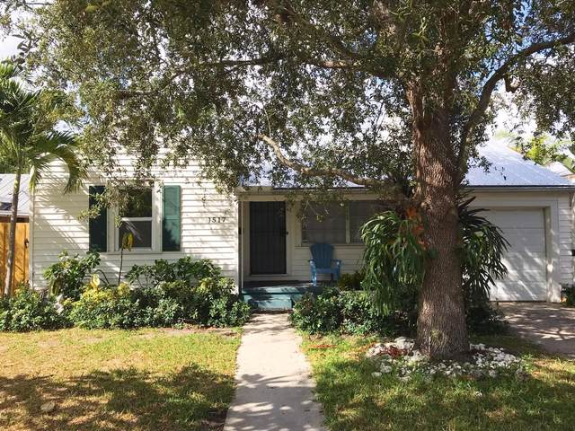 1517 N Palmway, Lake Worth Beach, FL 33460 (#RX-10665034) :: Dalton Wade