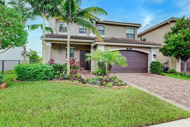 8064 Star Sapphire Court, Delray Beach, FL 33446 (MLS #RX-10665055) :: Laurie Finkelstein Reader Team